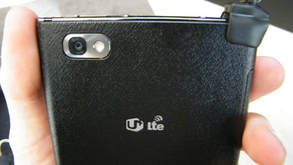 CAMERA LG OPTIMUS VU