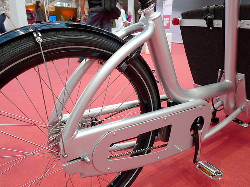 URBAN ARROW cargo bike