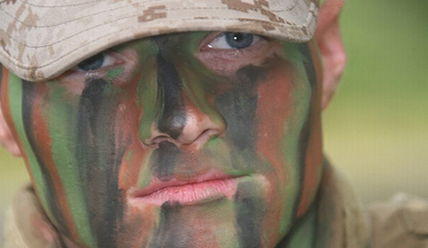 Face-Paint-For-Soldiers