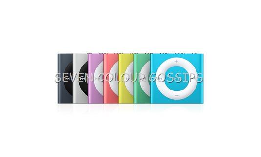 iPod Shuffle 5th generation