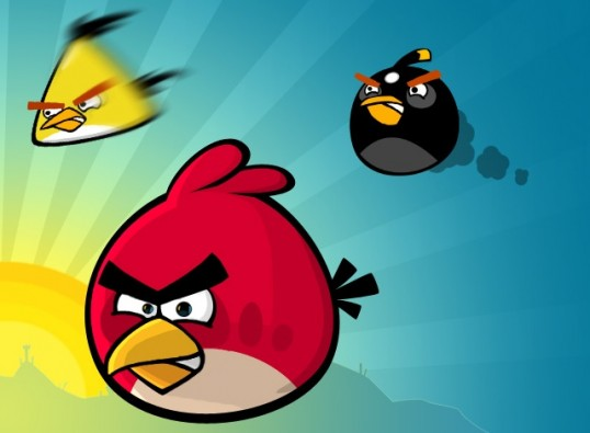 new angry birds