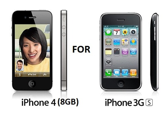 iPhone4iPhone3GS