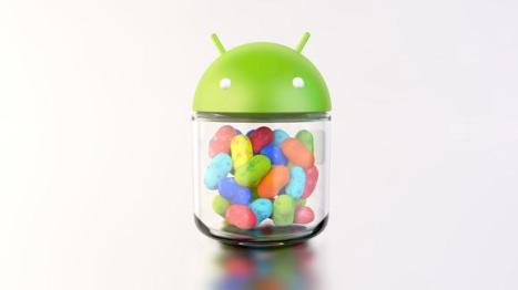 new in Android 4.1.1 jelly bean