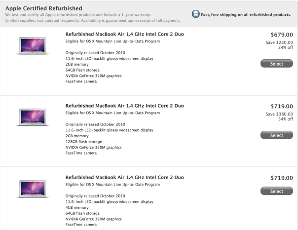 cheapest macbook