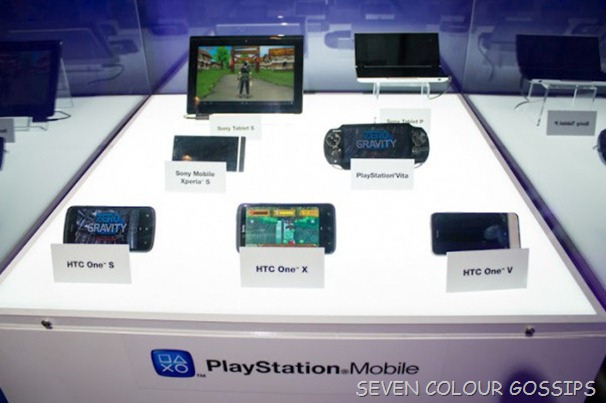 Sony Playstation Mobile Devices