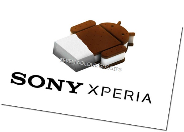 sony xperia update