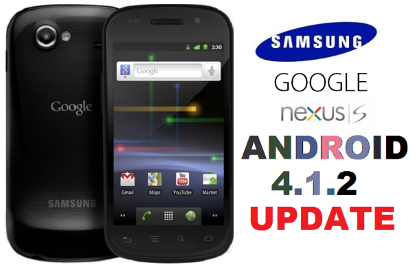google nexus s update