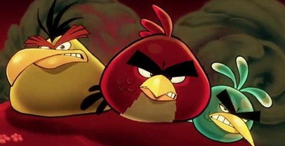 AngryBirds by rovio