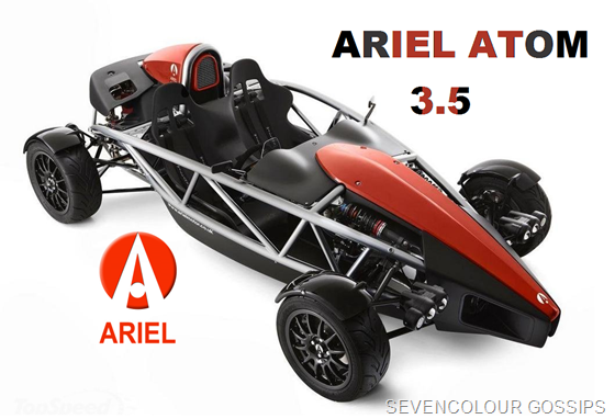 Ariel atom 3