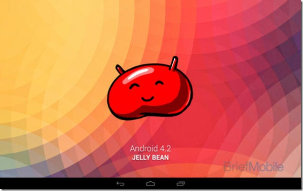 google nexus10 jelly bean