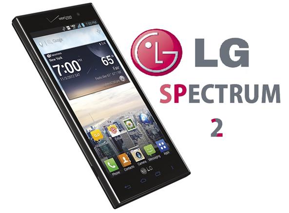 lg spectrum 2
