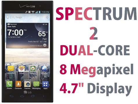 spectrum 2 dual-core