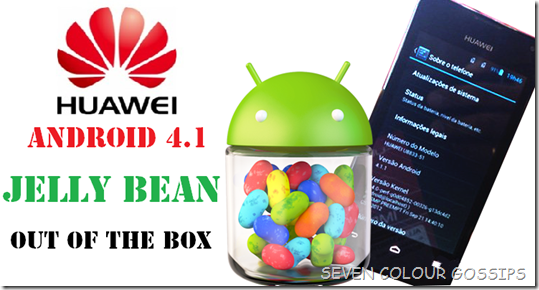 Y300 Jelly bean Android 4.1 jelly bean for huawei